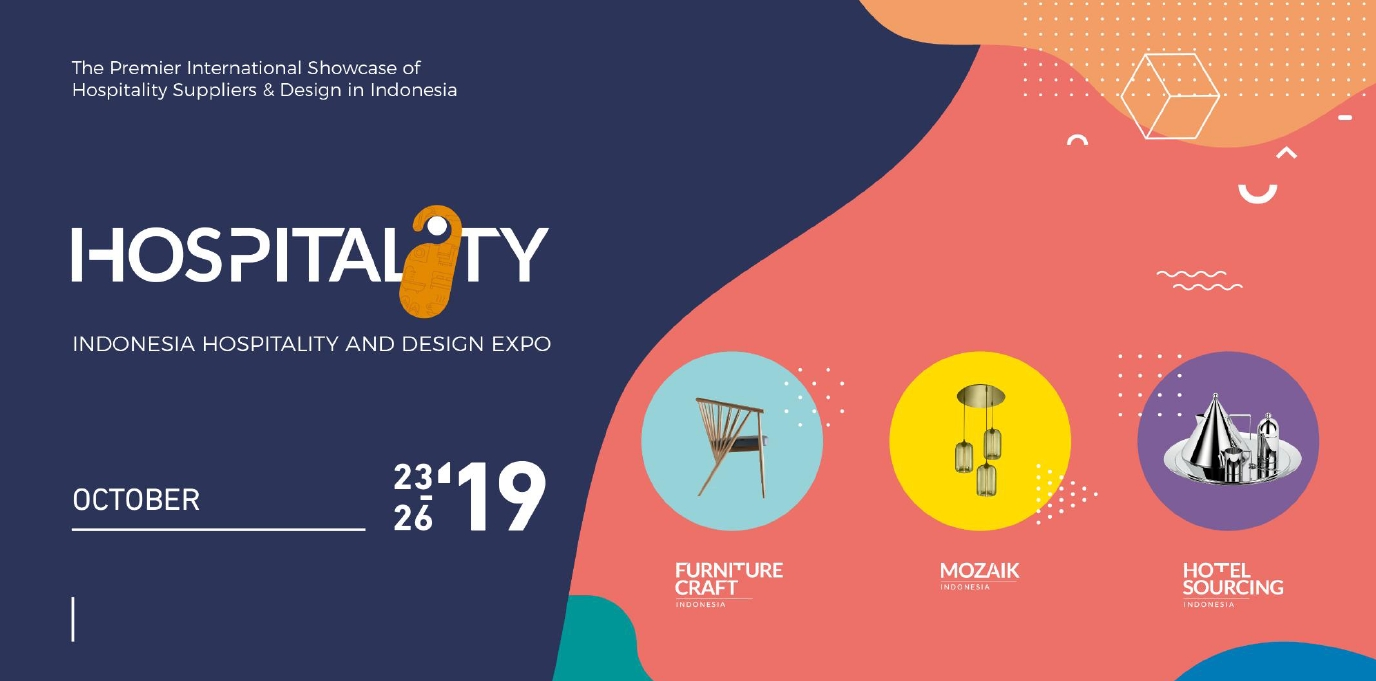 Indonesia Hospitality & Design Expo 2019