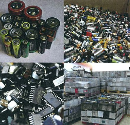 Electrical and Accumulator scrap - Hungary