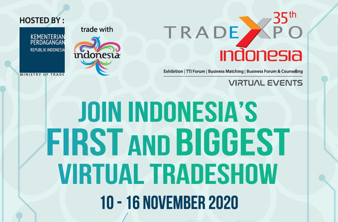 Trade Expo Indonesia 2020