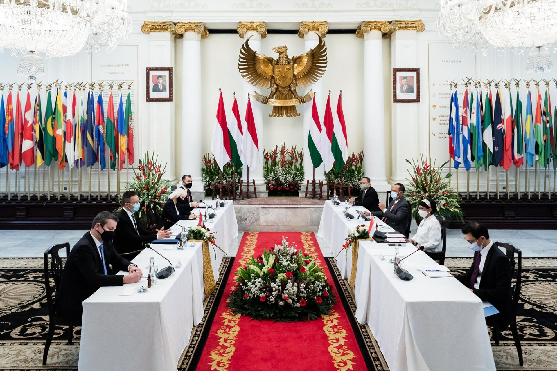 FM: Indonesian investment is Hungary's biggest technology export so far