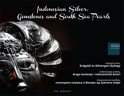 Indonesian Silver, Gemstones and South Sea Pearls