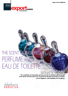 Parfume and Eau de toilette