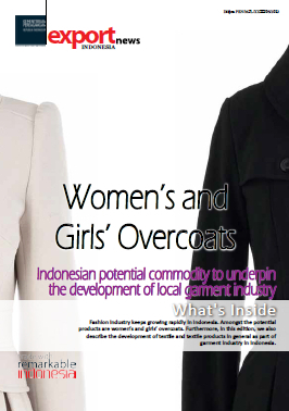 Women's and girls' overcoats