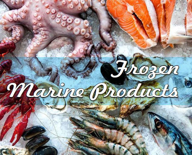 Frozen Marine Products